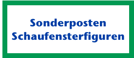 Sonderposten Schaufensterfiguren